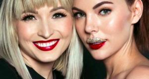Lipstik dan Berlian