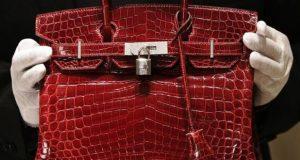 Tas Birkin dari Hermes